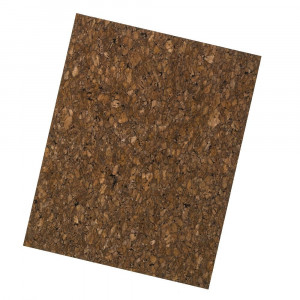 Korkstoff Marron, 45 x 35 cm, 0,8 mm
